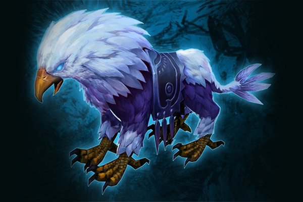 Icon for Nightsilver Gryphon