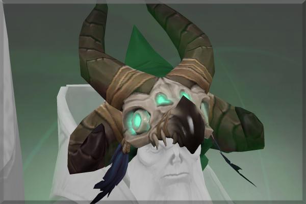 Icon for Headdress of the Plaguemonger