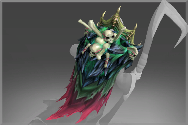 Icon for Robe of the Master Necromancer