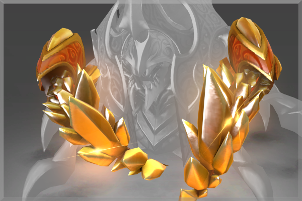 Icon for Golden Latticean Shards