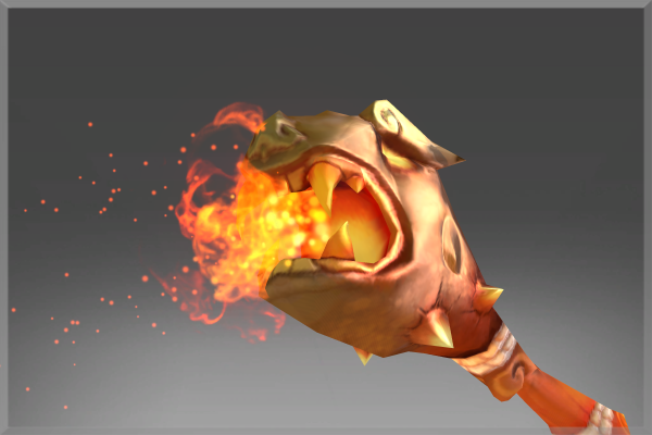 Icon for Flaming Scepter of Ancestral Luck