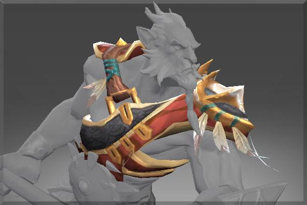 Icon for Noble Warrior Shoulder