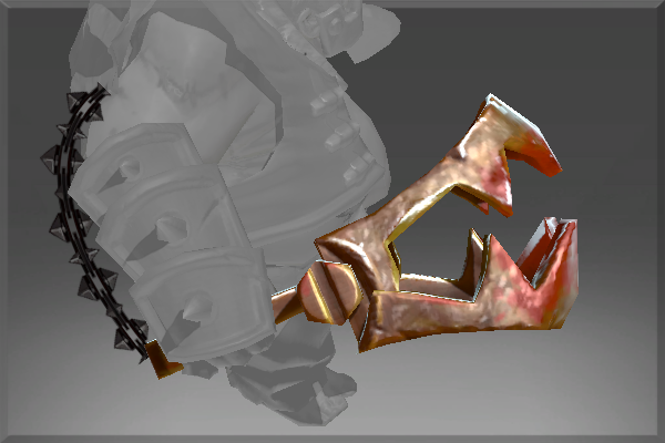 Icon for Compendium Bone Crusher of the Trapper