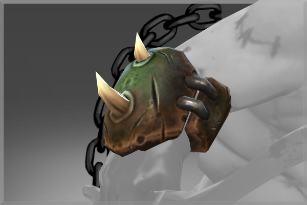 Icon for Bracers of the Nurgle Champion