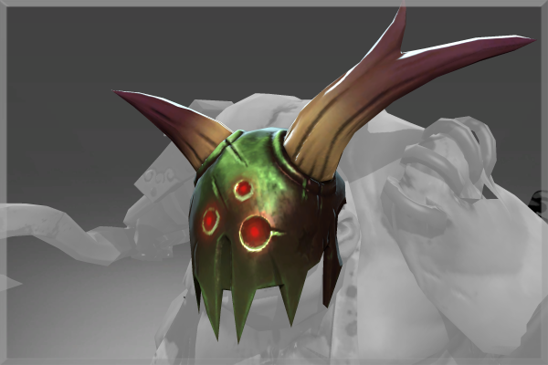 Icon for Plague Helm of the Nurgle Champion