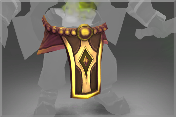 Icon for Golden Nether Lord's Belt