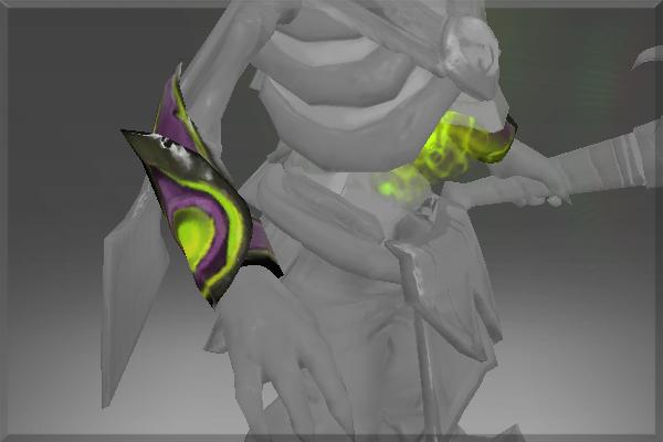 Icon for Oblivion Headmaster Arms