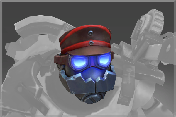 Icon for Cap of the Keen Commander