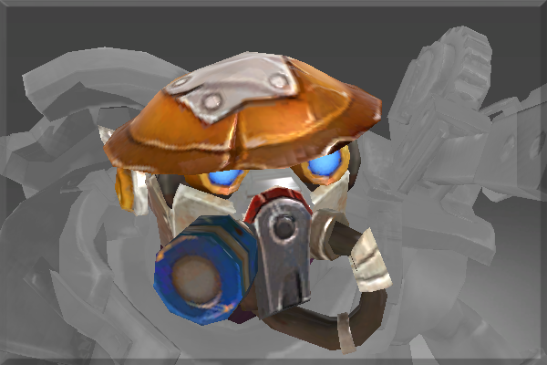 Icon for Warcog Metal Mask