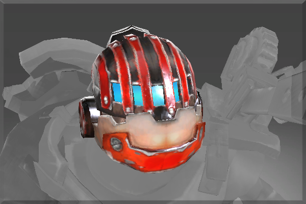 Icon for Mortar Forge Helm