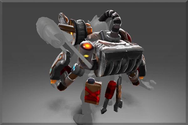 Icon for Mortar Forge Steam Exoskeleton