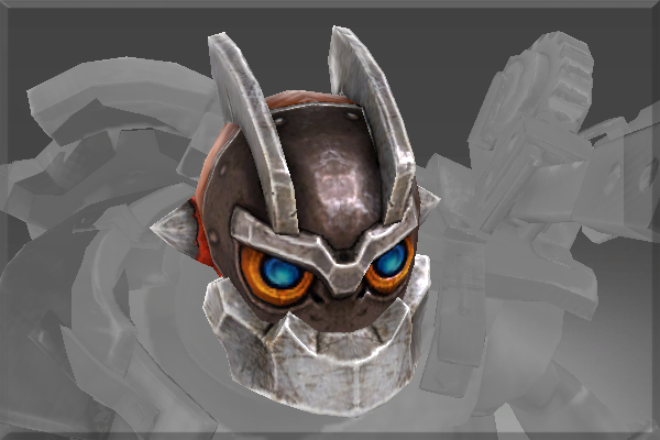 Icon for Head of the Iron Clock Knight