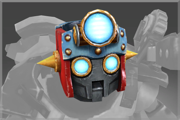 Icon for Searchlight Helm of the Mechanised Pilgrim