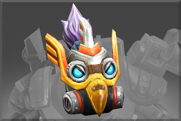 Icon for Helmet of the Steelcrow