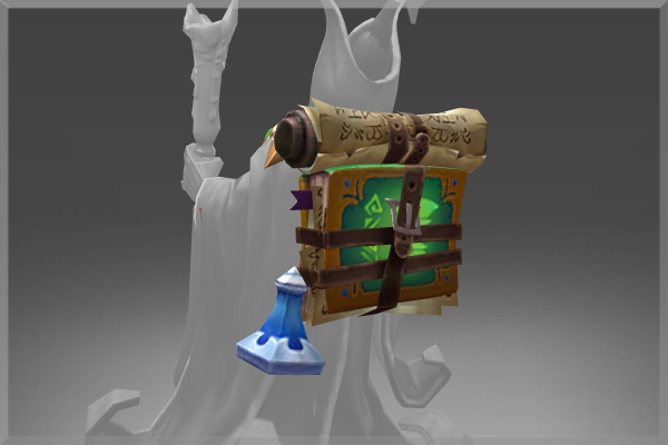 Icon for Tome of the Itinerant Scholar