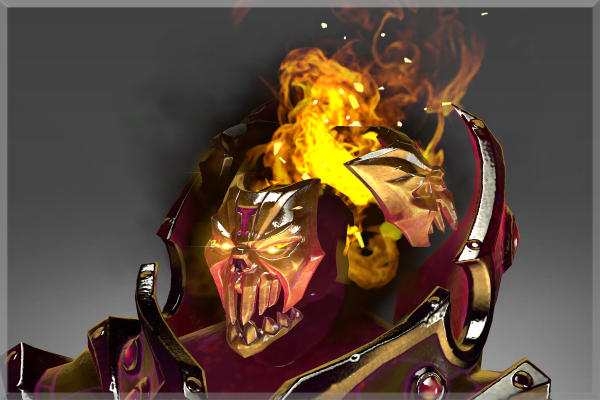 Icon for Golden Mantle of Grim Facade
