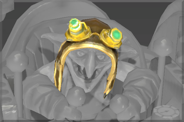 Icon for Goggles of the Maniacal Machinist