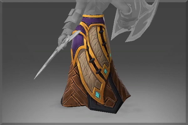 Icon for Robe of the Silent Champion