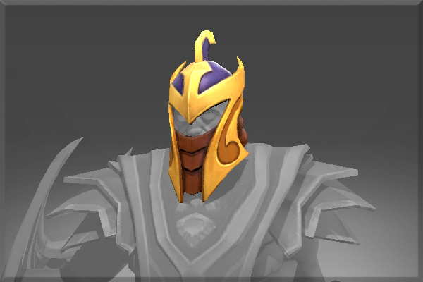 Icon for Helmet of the Silent Champion