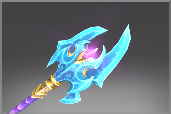 Icon for Deep Crystal Halberd