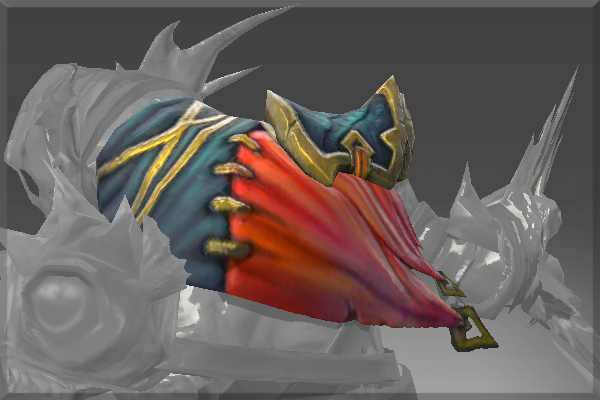 Icon for Deep Warden's Darkray Cape