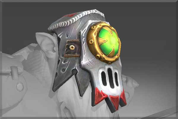 Icon for Cyclopean Helm of the Keen Machine