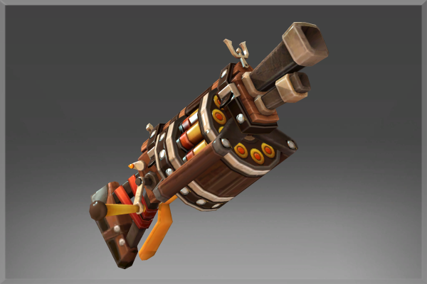 Icon for Muh Keen Gun