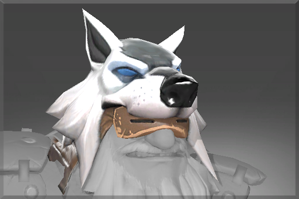 Icon for Hat of The Howling Wolf