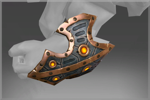 Icon for Bracers of the Ironbarde Charger