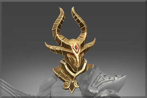 Icon for Armature of the Belligerent Ram Helm