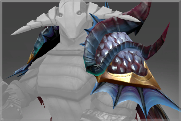 Icon for Meranth Dragoon Pauldrons