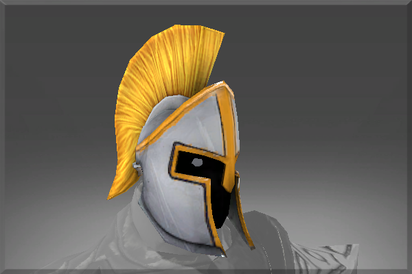 Icon for Commander's Helm of the Flameguard