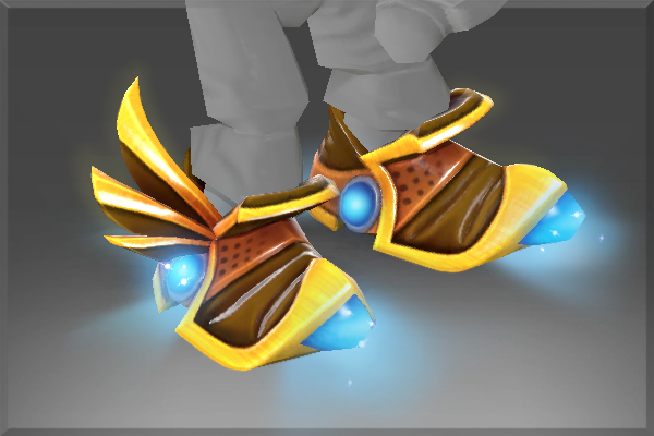 Icon for Mecha Boots of Travel Mk III