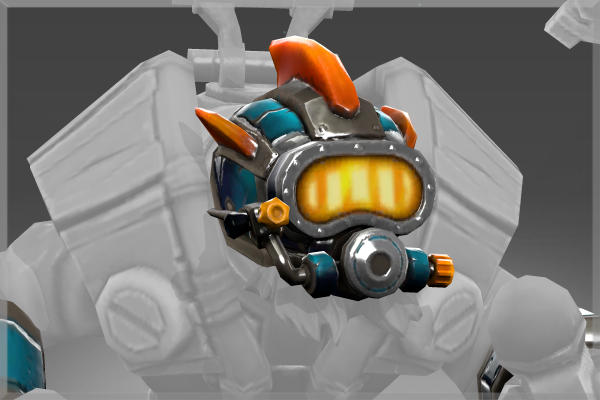 Icon for Submerged Hazard Mask