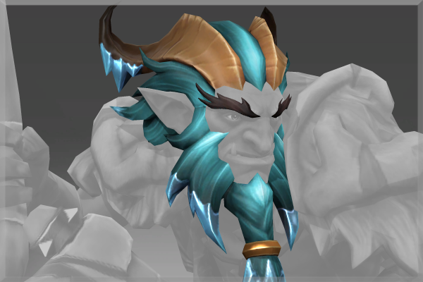 Icon for Head of the Icewrack Marauder