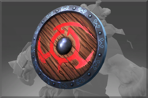 Icon for Frostiron Raider Shield