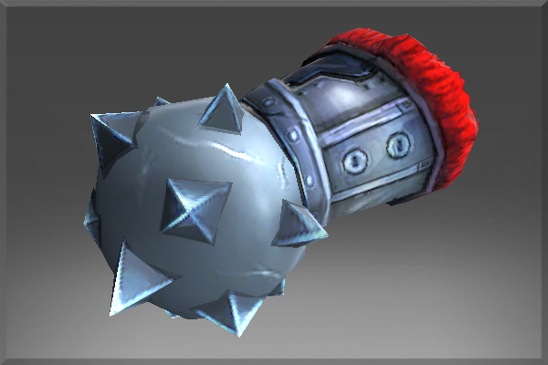 Icon for Frostiron Raider Fist
