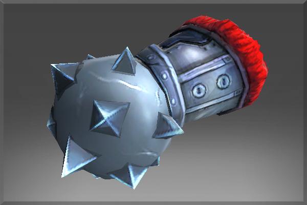 Icon for Frostiron Raider Fist