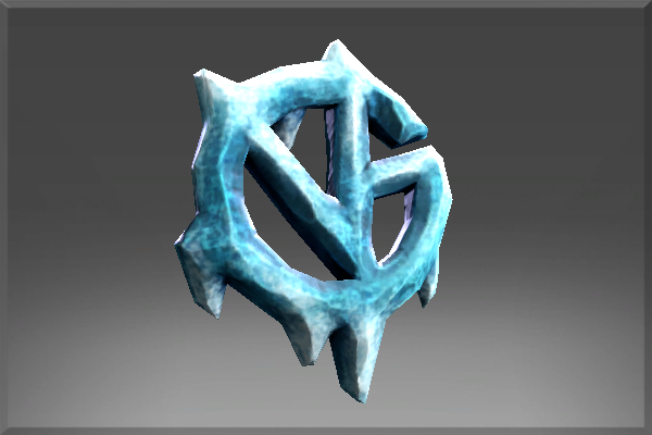 Icon for Frozen Sigil of the Glacier Sea