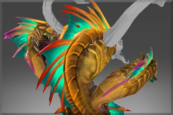 Icon for Spines of the Virulent Krait