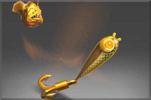 Golden Minnow Ward Upgrade