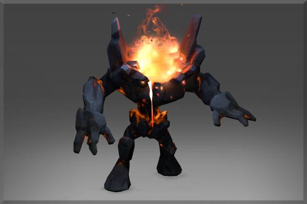 Icon for Obsidian Golem