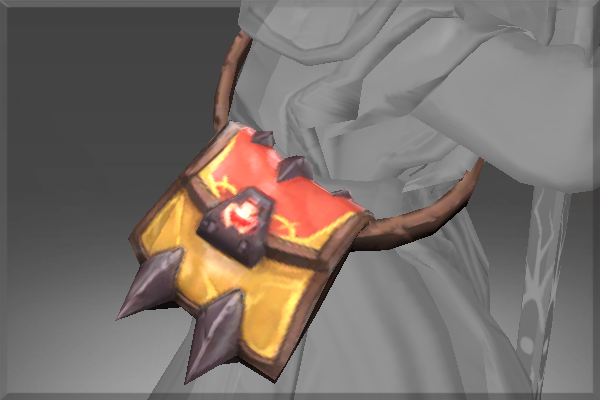 Icon for Bag of the Dark Curator