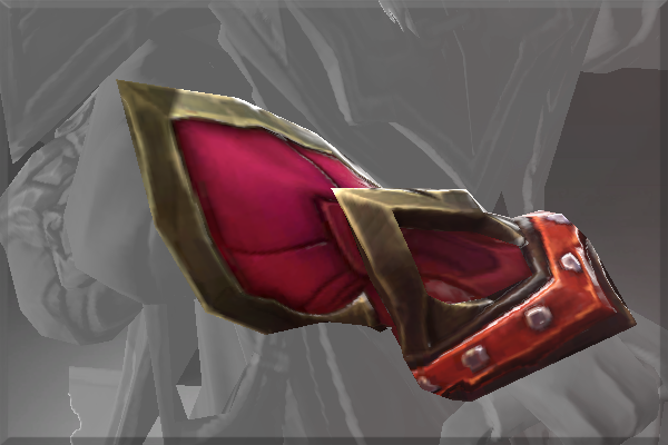 Icon for Bracers of the Wailing Inferno