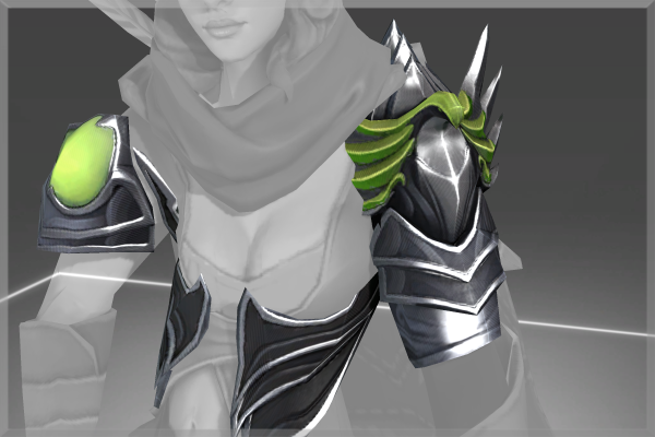 Icon for Pauldrons of Falconside Armor