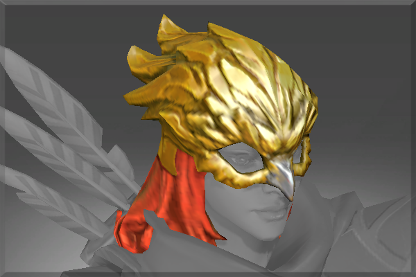 Icon for Gilded Falcon Helm