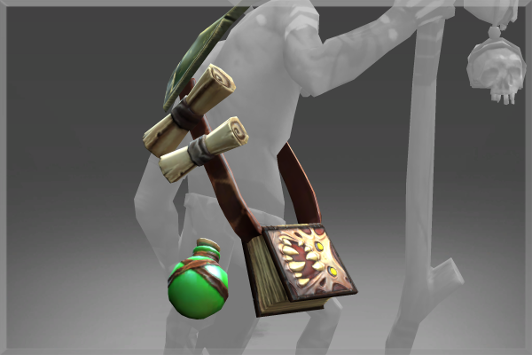 Icon for Satchel of Morbific Provision