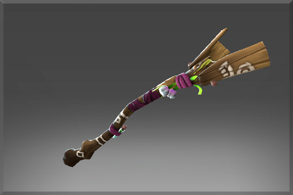 Icon for Shambling Trickster Staff