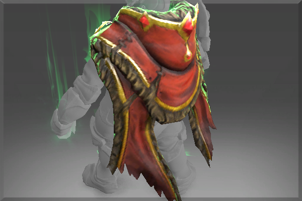 Icon for Regalia of the Wraith Lord Cape