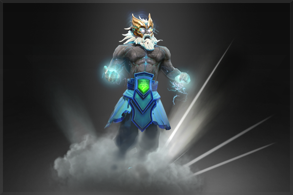 Icon for Tempest Helm of the Thundergod Bundle